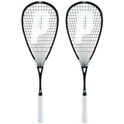Prince Team Black Original 800 Squash Racket Double Pack SS16