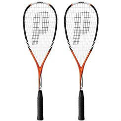 Prince Team Impact 200 Squash Racket  Double Pack
