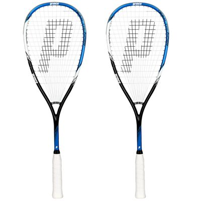 Prince Team Thunder 350 Squash Racket Double Pack