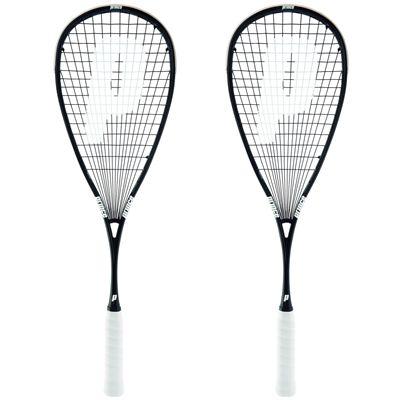Prince Team Tour Original 750 Squash Racket Double Pack