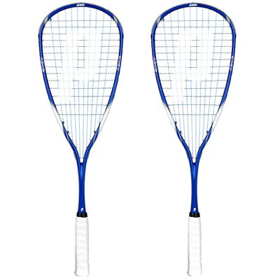 Prince Team Warrior 1000 Squash Racket Double Pack