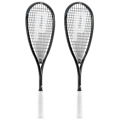 Prince Team Warrior 600 Squash Racket Double Pack