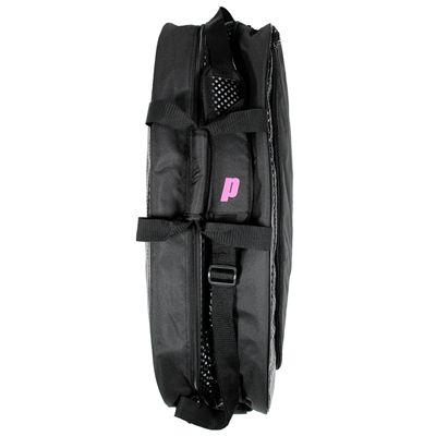 Prince TeXtreme 6 Racket Bag - Pink - Above