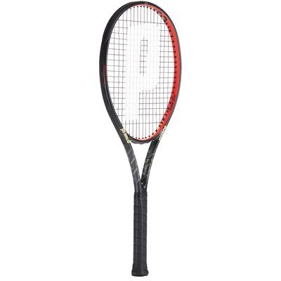 Prince TeXtreme Beast 100 300 Tennis Racket - Angled
