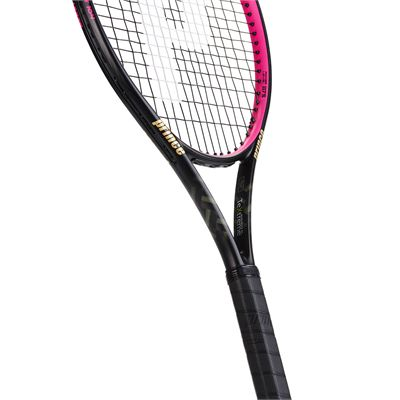 Prince TeXtreme Beast 104 260 Tennis Racket - Pink - Zoomed