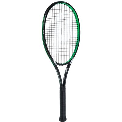 Prince TeXtreme Tour 100P Tennis Racket - Angle View