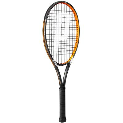 Prince TeXtreme Tour 100T Tennis Racket - Angled