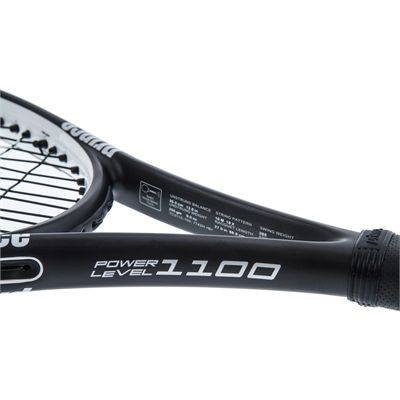 Prince TeXtreme Warrior 100L Tennis Racket - Throat Side B
