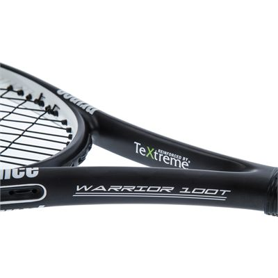 Prince TeXtreme Warrior 100T Tennis Racket - Throat Side A