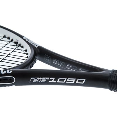Prince TeXtreme Warrior 100T Tennis Racket - Throat Side B
