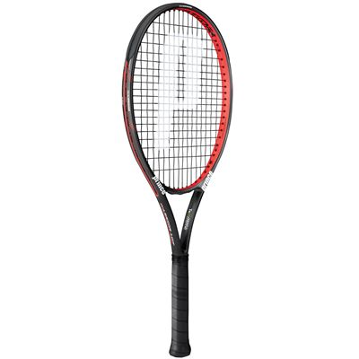 Prince TeXtreme Warrior 107 Tennis Racket - Angle