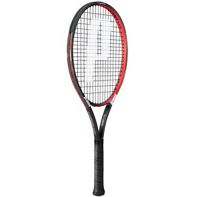 Prince TeXtreme Warrior 107 Tennis Racket - Angle