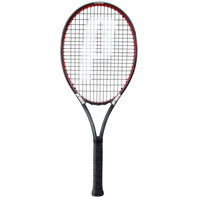 Prince TeXtreme Warrior 107 Tennis Racket - Front