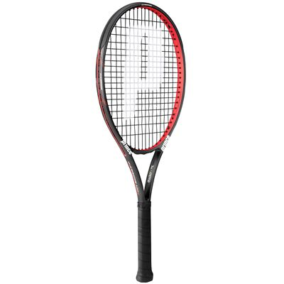 Prince TeXtreme Warrior 107T Tennis Racket - Angled
