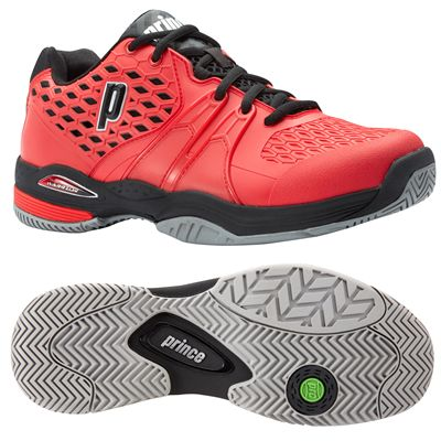 Prince TeXtreme Warrior Mens Tennis Shoes