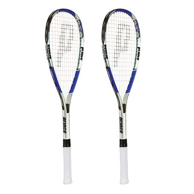 Prince TF Volley Squash Racket Double Pack
