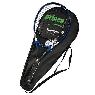 Prince Thunder Cloud 110 Tennis Racket - Outside