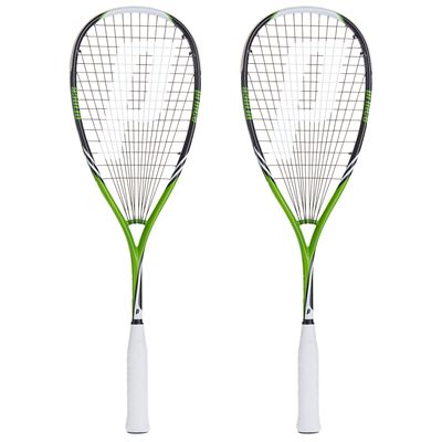 Prince Thunder Eclipse 400 Squash Racket Double Pack