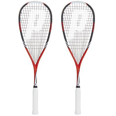 Prince Thunder Farenheit 300 Squash Racket Double Pack