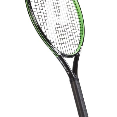 Prince Tour 100P 25 Junior Tennis Racket - Zoomed