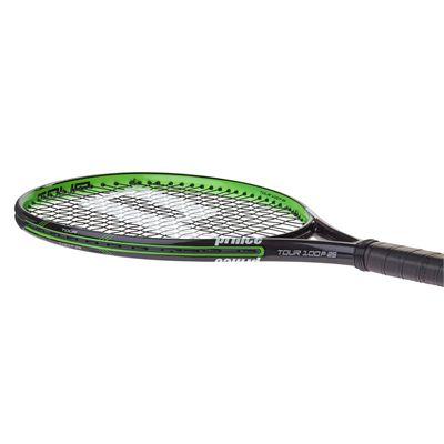 Prince Tour 100P 25 Junior Tennis Racket - Horizontal