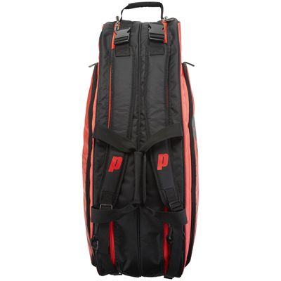 Prince Tour Futures 6 Racket Bag - Red - Above