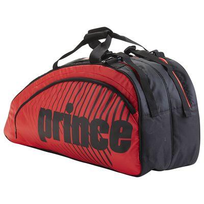 Prince Tour Futures 6 Racket Bag - Red