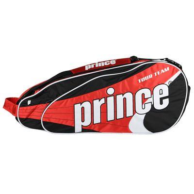 Prince Tour Team 6 Racket Bag - Black/Red