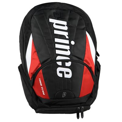 Prince Tour Team  Backpack - Black/Red