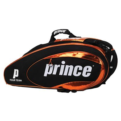 Prince Tour Team Orange 12 Racket Bag