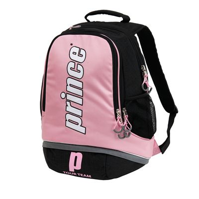Prince Tour Team Pink Backpack