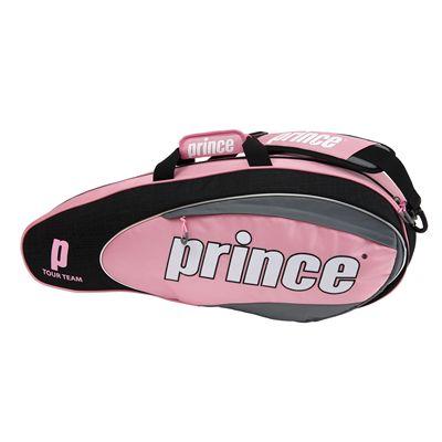 Prince Tour Team Pink Triple Racket Bag