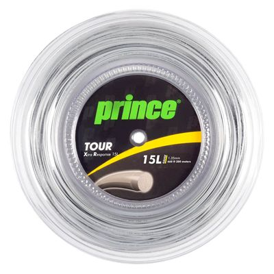 Prince Tour Xtra Response Tennis String - 200m Reel - 1.35