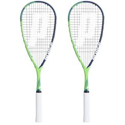 Prince Vega Response 400 Squash Racket Double Pack