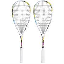 Prince Vortex Elite 600 Squash Racket Double Pack