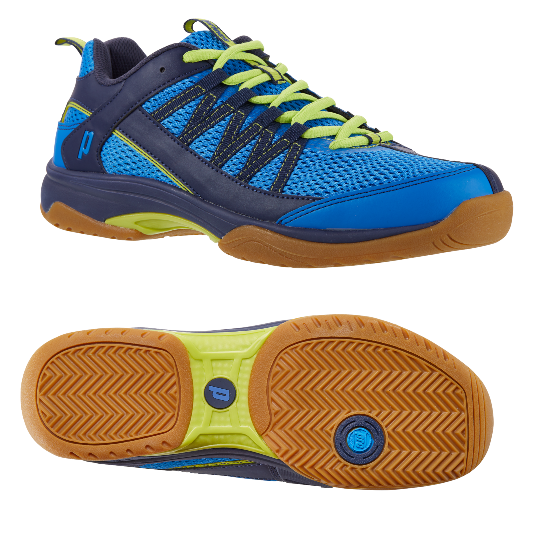 Prince Vortex Mens Indoor Court Shoes - 11 UK