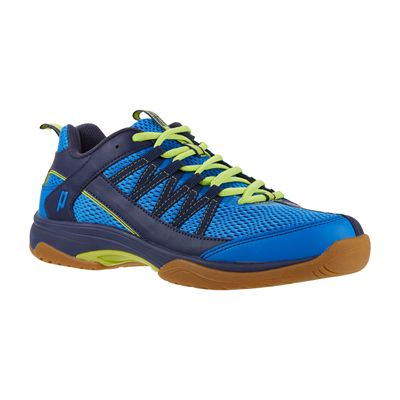 Prince Vortex Mens Indoor Court Shoes - Angle