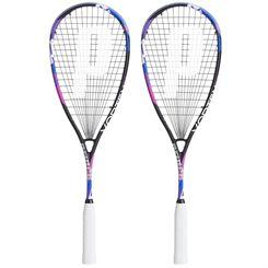 Prince Vortex Pro 650 Squash Racket Double Pack