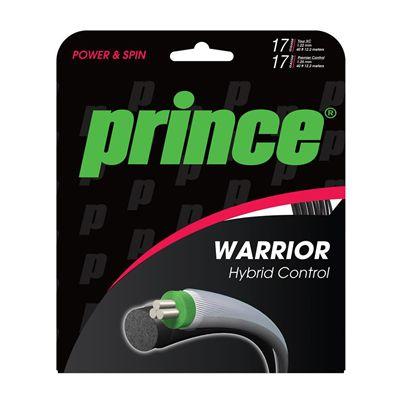 Prince Warrior Control Hybrid Tennis String Set