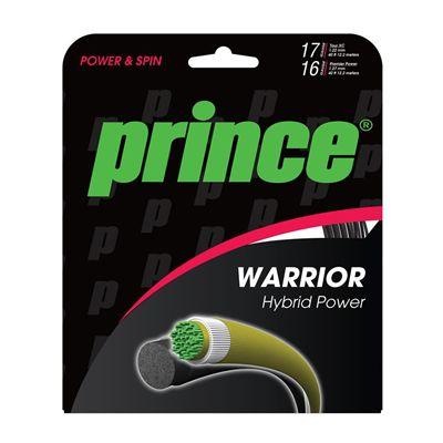 Prince Warrior Power Hybrid Tennis String Set