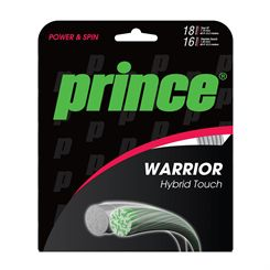 Prince Warrior Touch Hybrid Tennis String Set