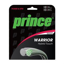 Prince Warrior Touch Hybrid Tennis String Set