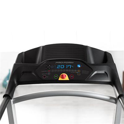 ProForm 105 CST Treadmill - Console