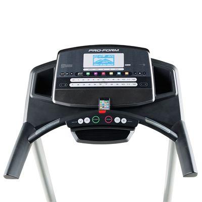 Proform 1450 ZLT Treadmill - Console