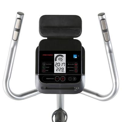ProForm 210 CSX Exercise Bike - Console