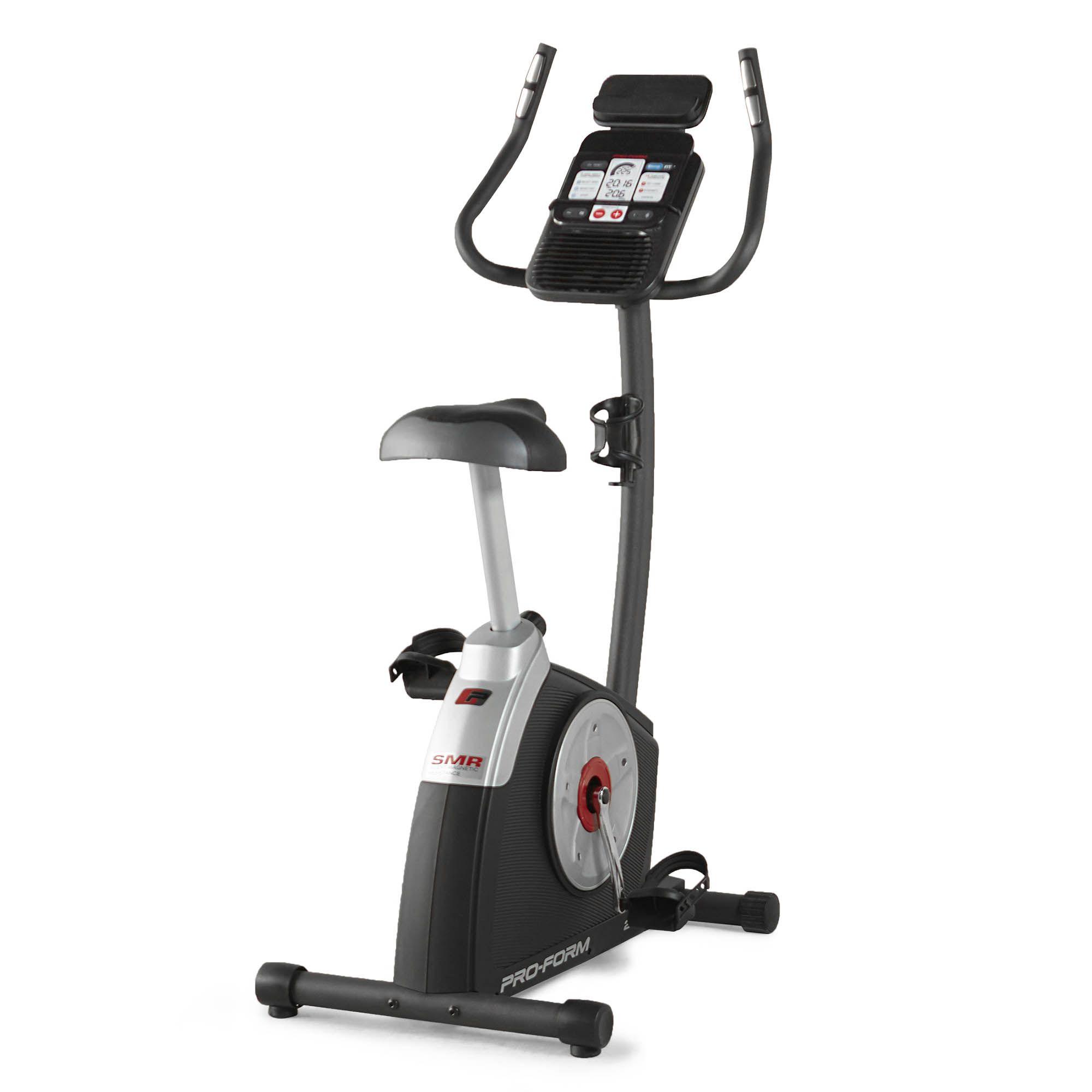 pro fitness exercise bike instruction manual