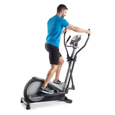 ProForm 225 CSE Elliptical Cross Trainer 2019 - Console - In Use1
