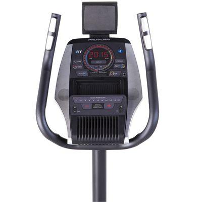 ProForm 225 CSX Exercise Bike-Console
