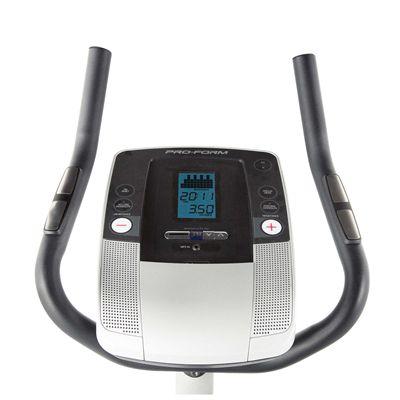 ProForm 225 ZLX Exercise Bike - Console