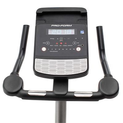 ProForm 320 CSX Exercise Bike - Console